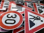 Verkehr: B25 bei Fremdingen gesperrt