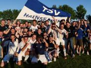 Fußball-Relegation: Kreisliga, wir kommen!