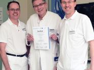 Medizin: Zertifikat für Nördlinger Ärzte