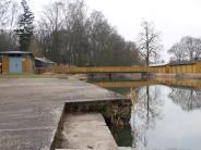 Wörnitz-Freibad: Neugestaltung des Bades auf Eis gelegt