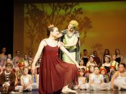 Kultur: Der Tanz des kleinen Prinzen