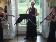 Rosetti-Festtage: Ein Sahnehäubchen für Rosetti