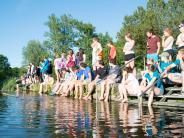 Landjugendbewegung: Junge Leute feiern 70 Jahre KLJB im Oettinger Wörnitzfreibad