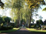 Oettingen: Friedhof im Umbruch