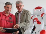 Nördlingen: Von Robotern und Maschinen
