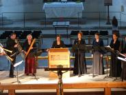 Tiburtina Ensemble: Die Erhabenheit himmlischer Kräfte