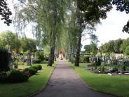 Stadtrat: Neues Urnenfeld auf dem Oettinger Friedhof