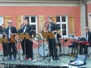 Jazz im Schloss: Die Residenzkonzerte auf neuen Wegen