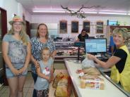Einkaufen: Der Miniatur-Supermarkt von Amerdingen