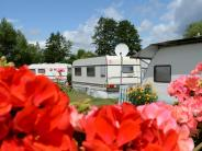 Tourismus: Campen im Landkreis bleibt beliebt
