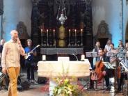 Konzert: Ein Star in der Maihinger Klosterkirche