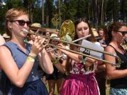 Fremdingen: Blasius: Die Blasmusik regiert im Nordries