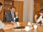 Interview: Rößle: THG-Umbau ohne neue Schulden schaffen