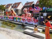 Veranstaltungen: Thailandfest, Schnitterfest oder doch lieber auf dengroßen Flohmarkt?
