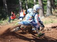 Nördlingen: Mit Vollgas in die Motocross-Karriere