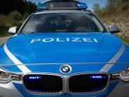 Wechingen: Motorradfahrer stürzt und verletzt sich schwer