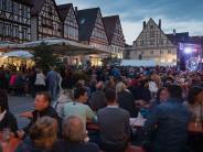 """Sommerfest 2017: Oettingen genießt sein Sommerfest """"Summer in the City"""""""