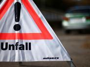 B17: Nach Unfall bei Kleinaitingen: Sechs Autofahrer leicht verletzt