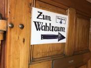 Bundestagswahl: 100245 Bürger im Landkreis dürfen heute wählen