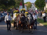 Gemeindefest: Ganz anders als die Alltagsgeräusche