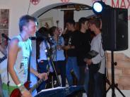 Kneipenfestival in Wemding: Coole Nacht mit heißen Rhythmen