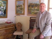 Harburg: Willi Hertles Malerblick auf seine Heimat