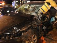 : Schwerer Unfall in Minderoffingen