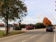 Verkehr: Straße in Oettingen gesperrt