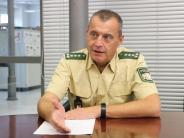 """Nördlingen: Polizeichef Beck: """"Können nur noch Pflichtstreifen stellen"""""""