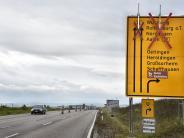 Verkehr: B25 in Möttingen bereits heute ab 16 Uhr wieder frei