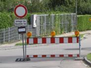 Verkehr: Kreisstraße bis 3. November gesperrt