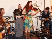 Konzert: Maßgeschneiderter Irish-Folk