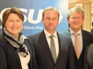 Land- und Bezirkstagswahlen 2018: Ein CSU-Abend mit Zündstoff