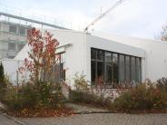 Bau: Die Mensa am THG wird abgerissen