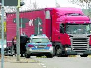 Verkehr: Bopfinger Durchfahrt ist dicht