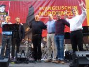 Oettingen: Wenn Pfarrer abrocken