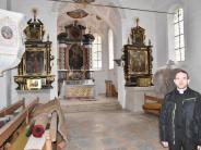 Bestattungskultur: Eine Kirche als Grabstätte?