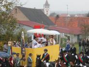 Leonhardiritt: Segen für Ross und Reiter