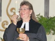Kirche: Eine neue Pfarrerin für Ederheim