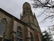 Nördlingen: Unbekannte beschädigen St. Georg