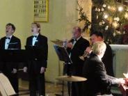 Konzert: Trompetengala zu Neujahr