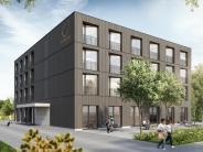 Projekt: Neues Vier-Sterne-Hotel für Nördlingen