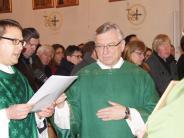 Kirche: Der neue Dekan sitzt in Wallerstein