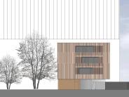 Debatte: Hallgebäude: Faul reagiert auf Kritik