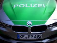 Krumbach: 19-Jähriger fährt in Schlangenlinien vor Zivilstreife der Polizei