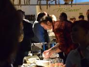 Nördlingen: Wuselige Gourmet-Party auf Meyers Keller