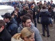 Helfen: Spender bis aus München stehen Schlange für Julian