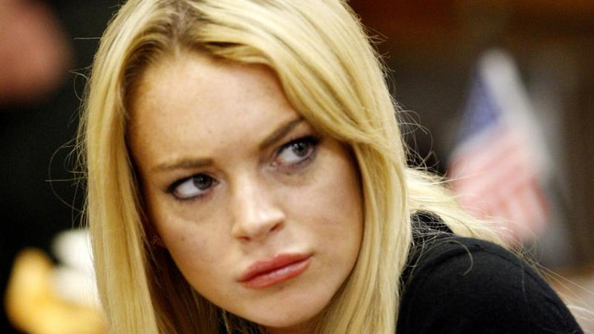 Sexy Bilder bei Lindsay Lohan