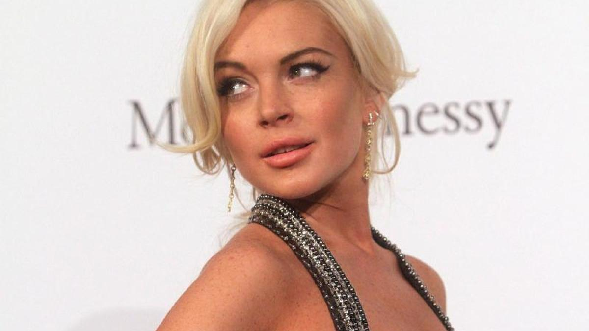 Lindsay Lohan Nackt - Kostenlose Porno von Lindsay Lohan