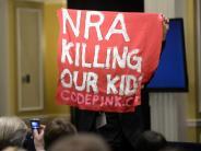 Schulmassaker: US-Firmen beenden Unterstützung für Waffenlobby NRA